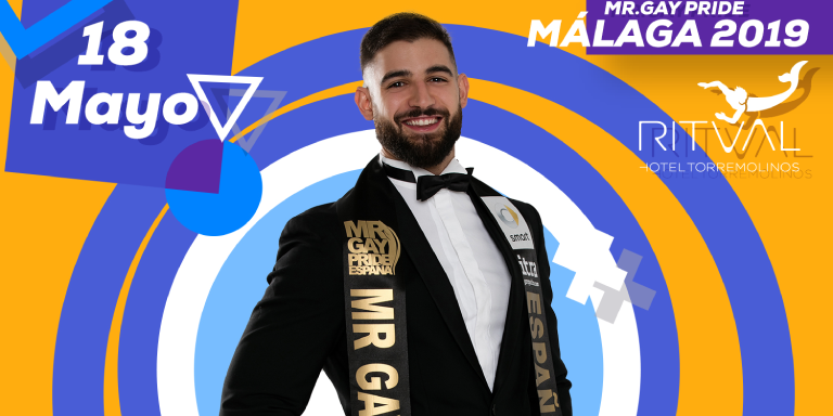 Mr. Gay Pride Málaga 2019
