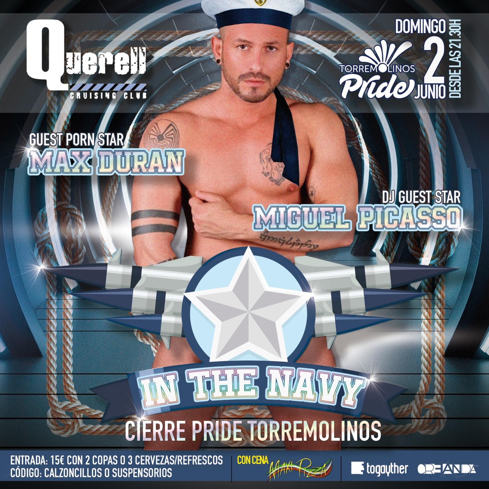 Fiestas gay Pride Torremolinos
