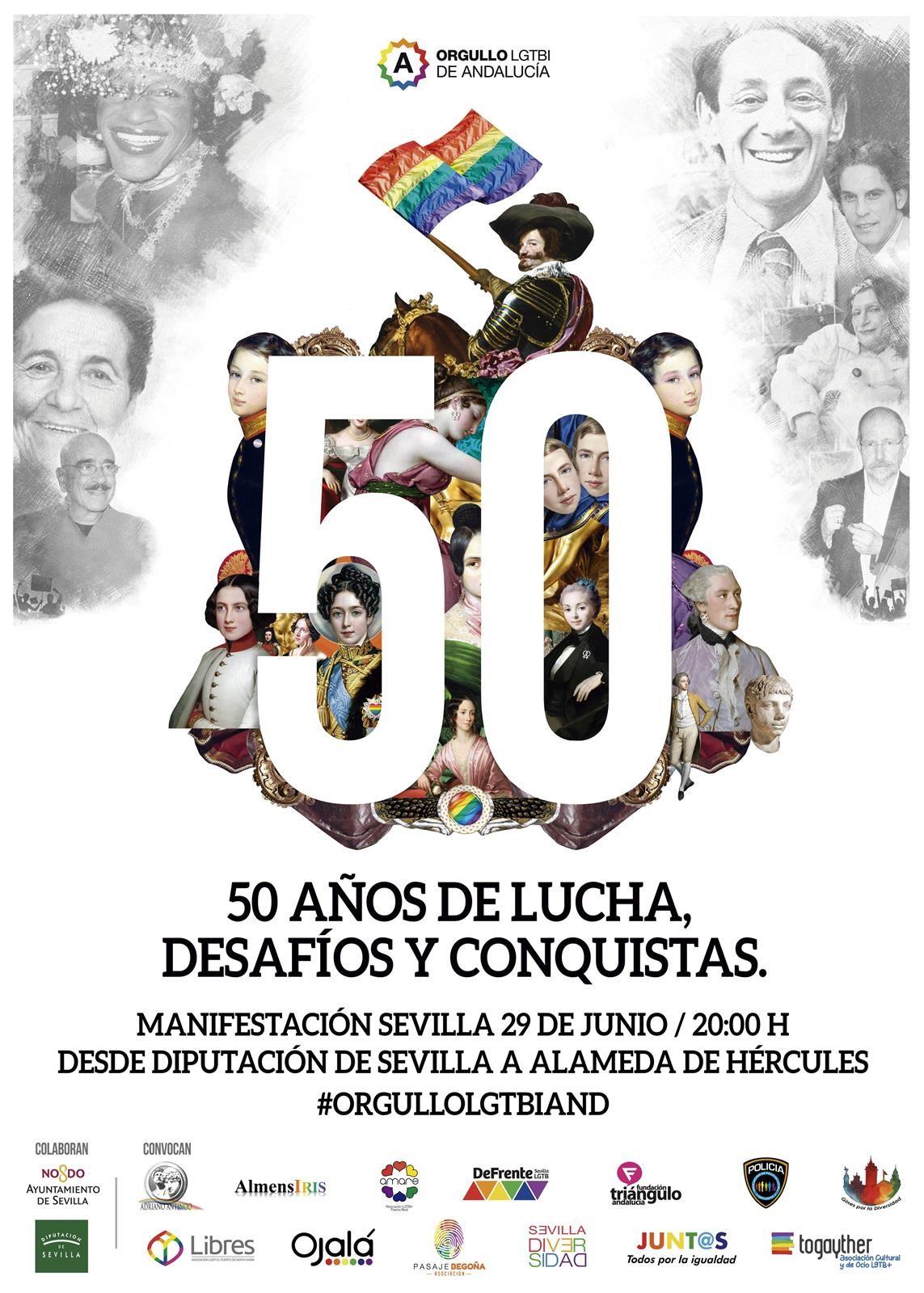 Orgullo de Sevilla