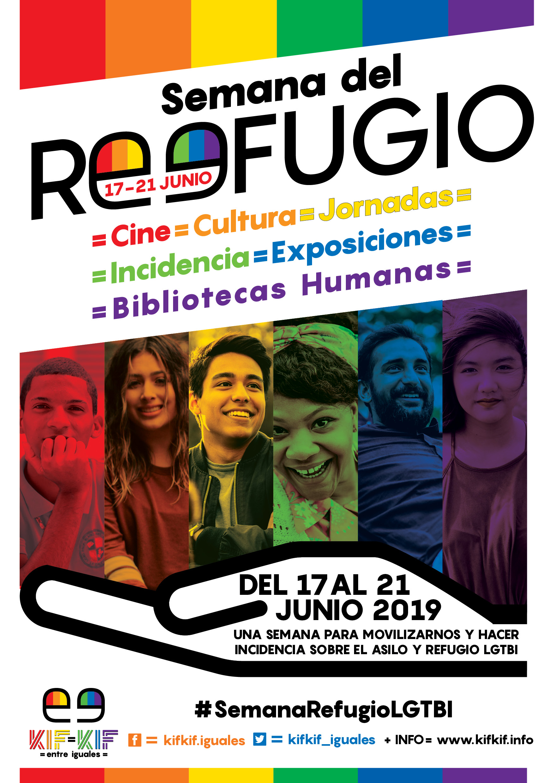 Semana del Refugio LGTBI Madrid