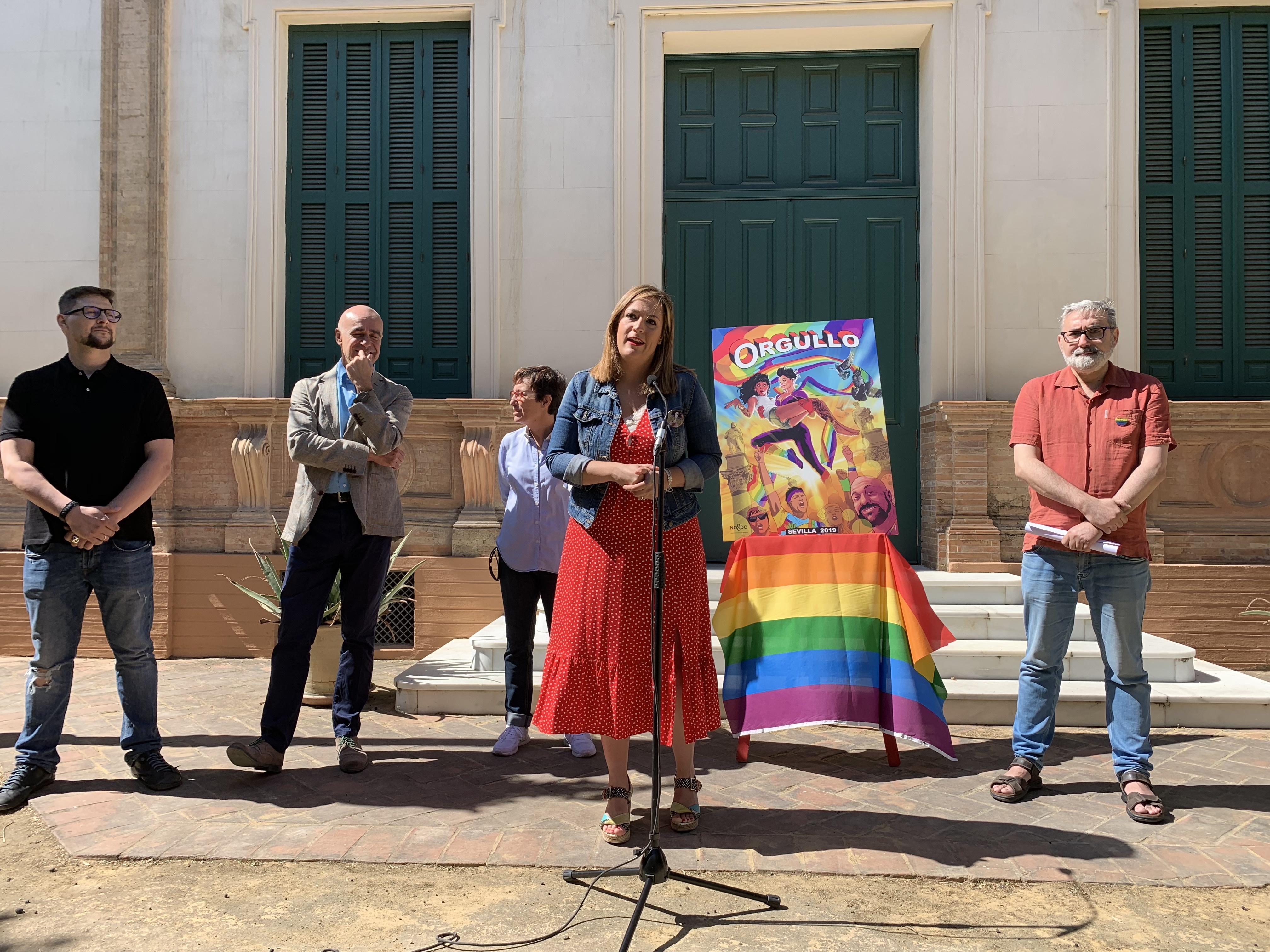 Orgullo de Andalucia 2019