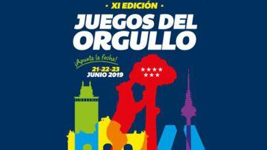 Juegos del Orgullo 2019 Cartel