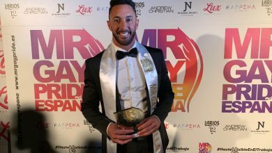Photo of Jesús Rodríguez es el nuevo Mr. Gay Pride Sevilla 2019