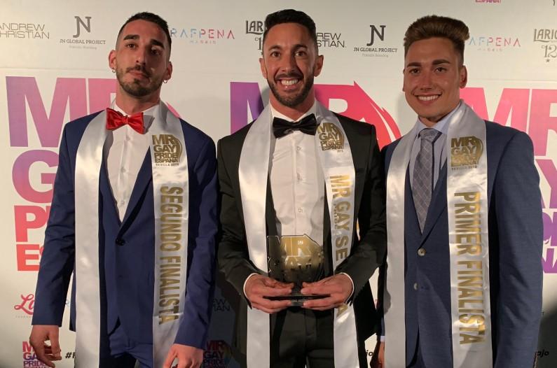 Mr. Gay Pride Sevilla 2019