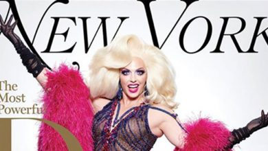 Photo of La revista 'New York' dedica su portada a las Drags Queens