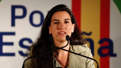 Photo of Rocío Monasterio de Vox a favor de las terapias de reconversión