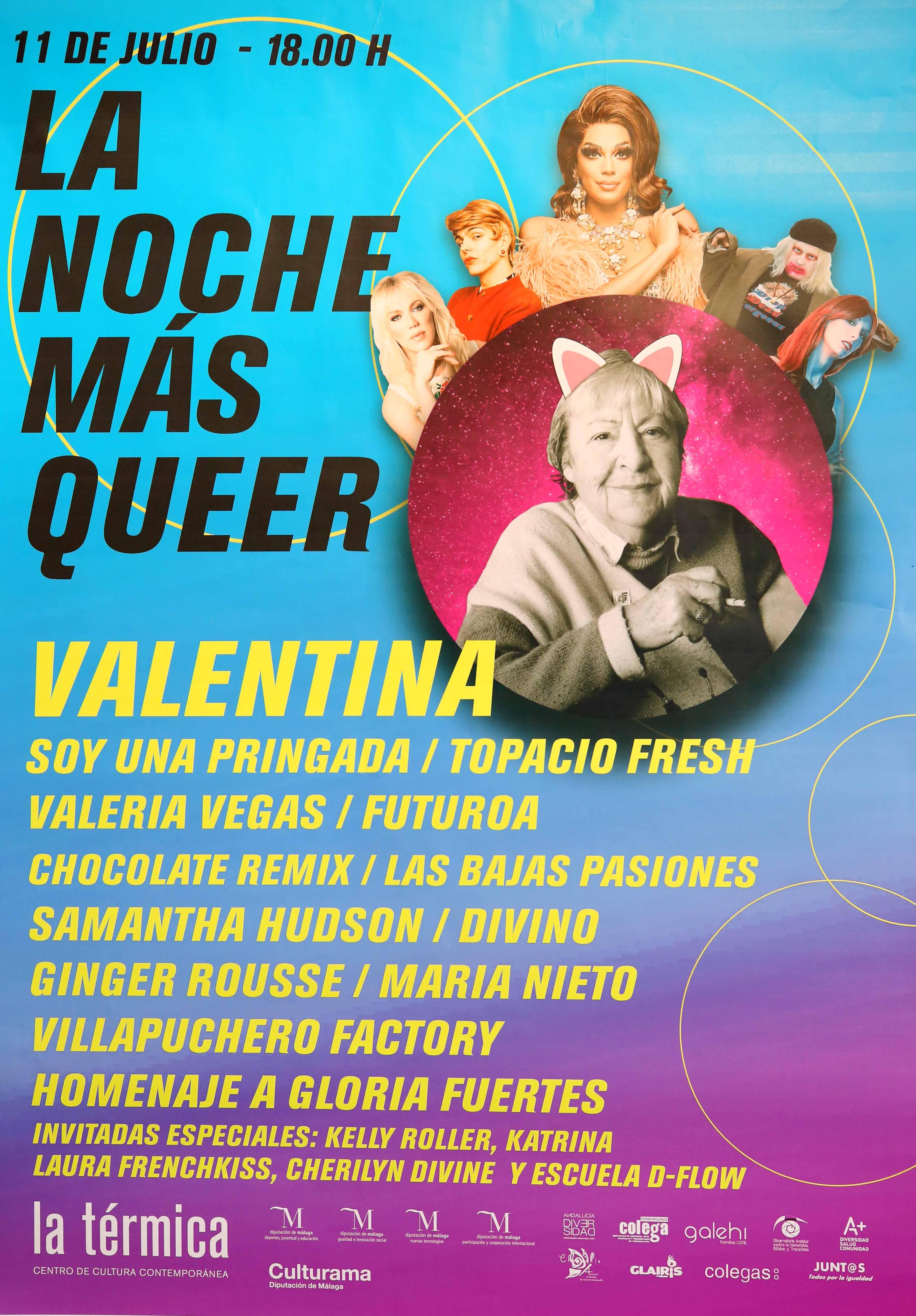 La Noche Mas Queer