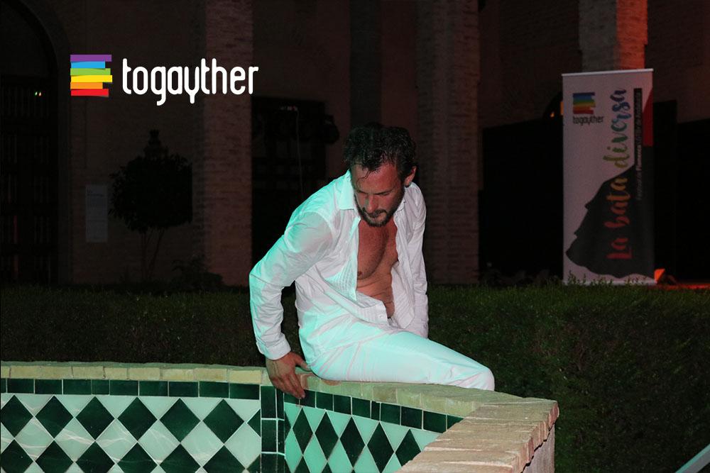 Flamenco LGTB+ Víctor Bravo