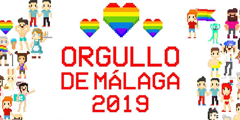 Orgullo LGTB+ Málaga 2019
