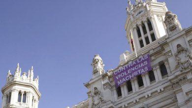 Photo of FELGTB denuncia que el Ayuntamiento haya retirado las pancartas contra la violencia machista