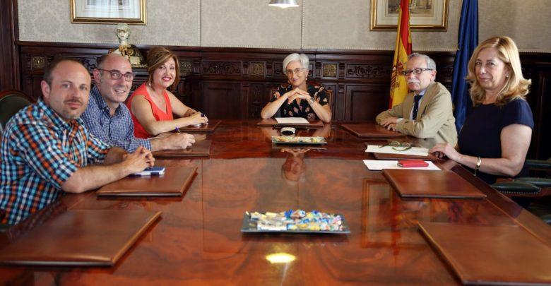 Reunión OCH + FPT con Fiscal General Estado