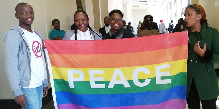 Botsuana relaciones homosexuales
