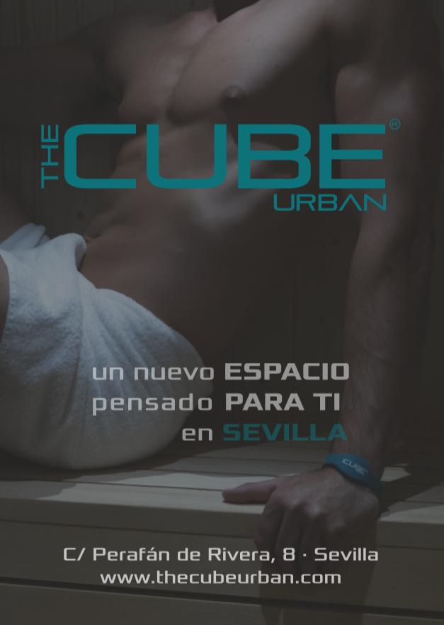 Sauna gay Sevilla