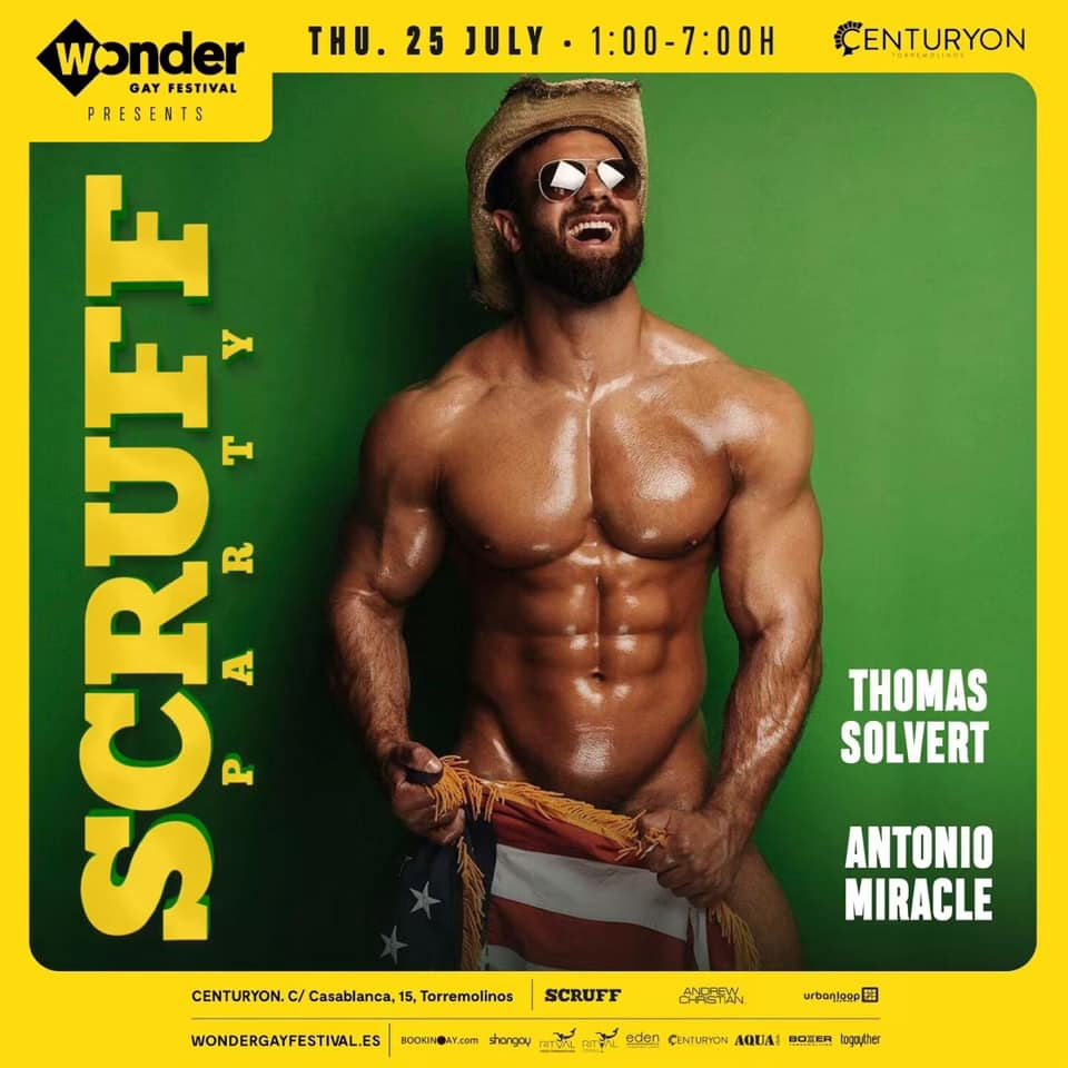 Wonder Gay Festival 2019
