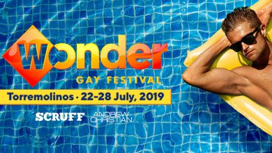 Photo of Wonder Gay Festival 2019: Todas las fiestas desde el 22 al 28 de julio