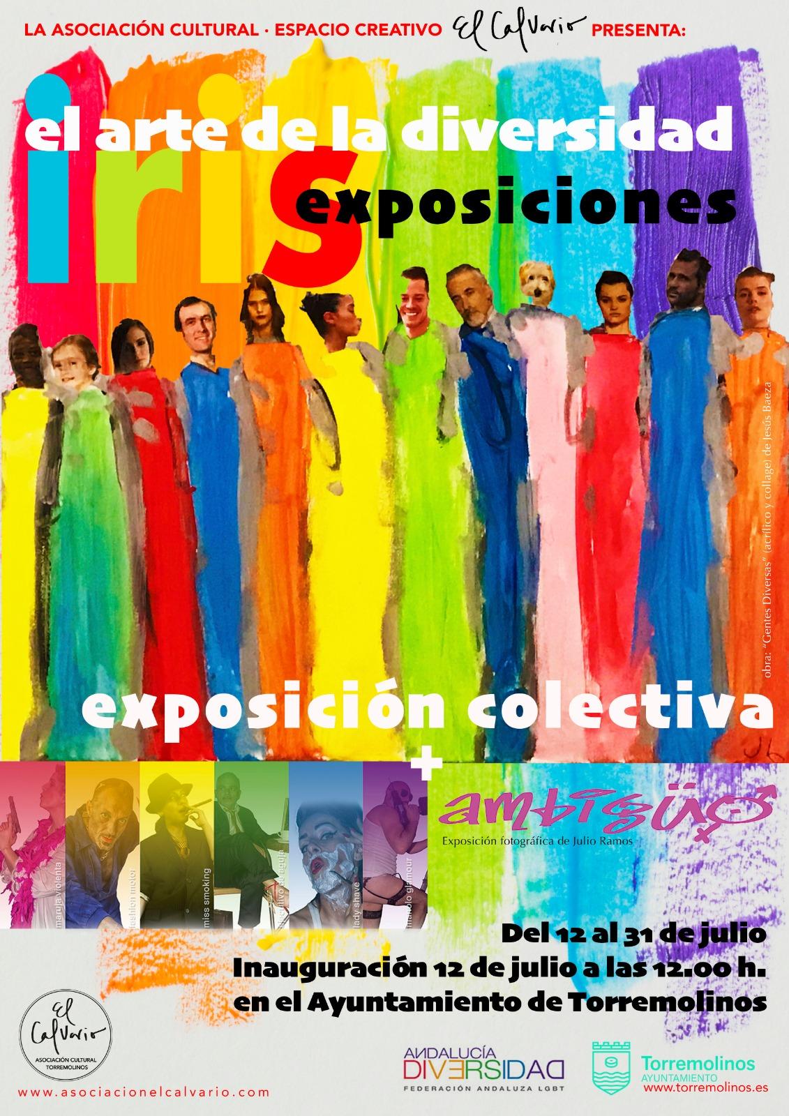 Iris, el arte de la Diversidad