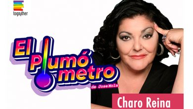 Photo of El Plumómetro. Charo Reina