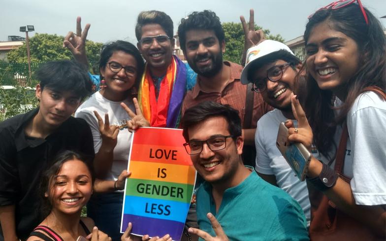 Matrimonio Igualitario India