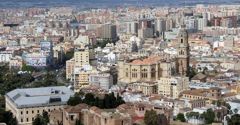 Malaga callejero LGTB+ andaluces