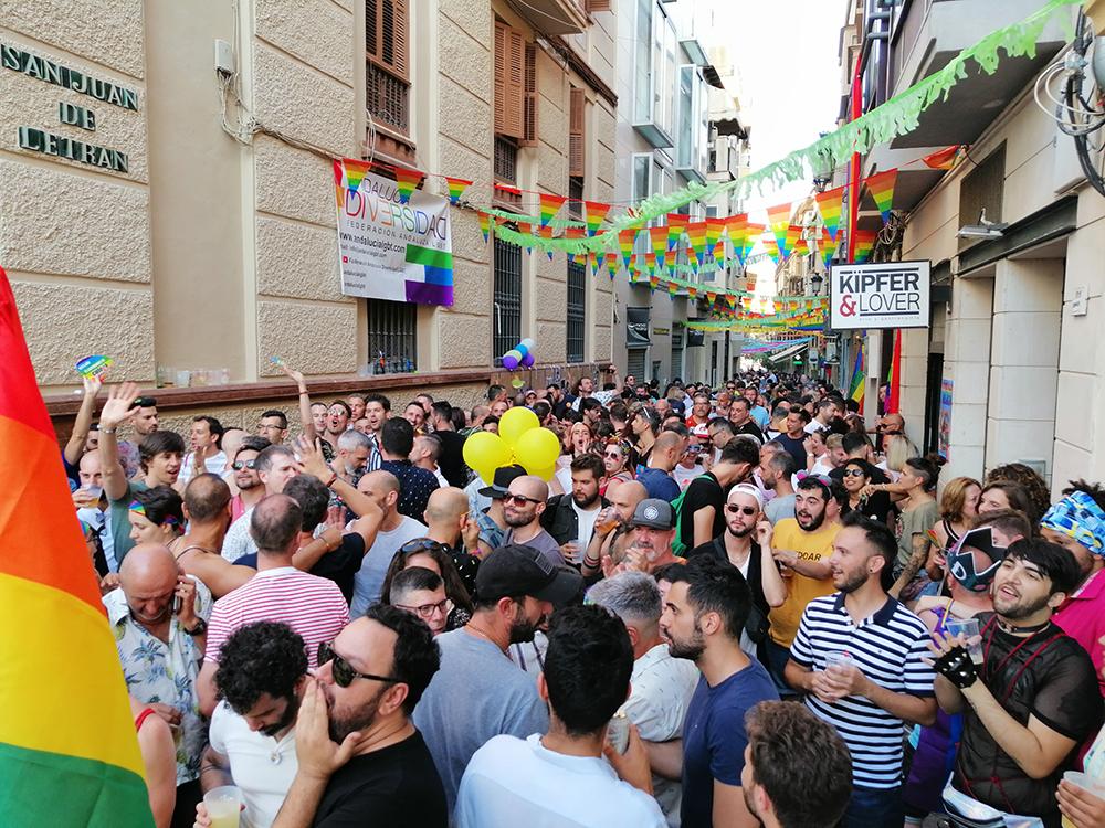 Orgullo LGTB+ de Málaga