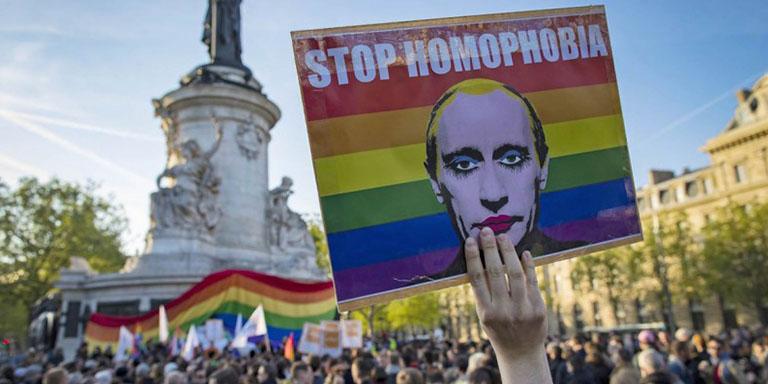 Vida LGTB+ Rusia