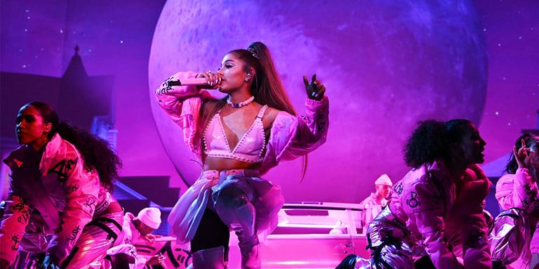 Ariana Grande pride Manchester