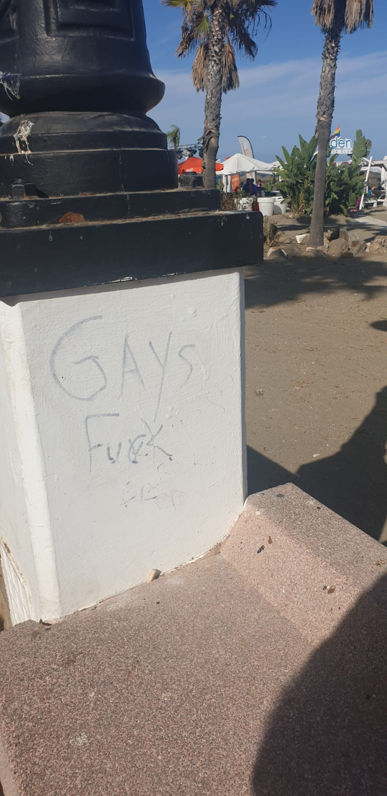 Homofobia Torremolinos