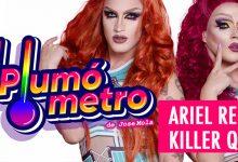 plumometro Ariel Rec y killer queen