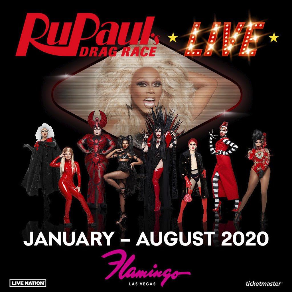 RuPaul's Drag Race Live!