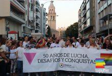 Emilio Cuerva de la Asociacion Togayther, Presidente de la Federación Plataforma Orgullo LGTBI Andalucía