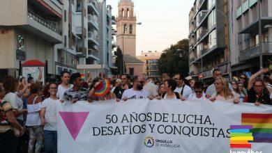 Entidades Emilio Cuerva de la Asociacion Togayther, Presidente de la Federación Plataforma Orgullo LGTBI Andalucía