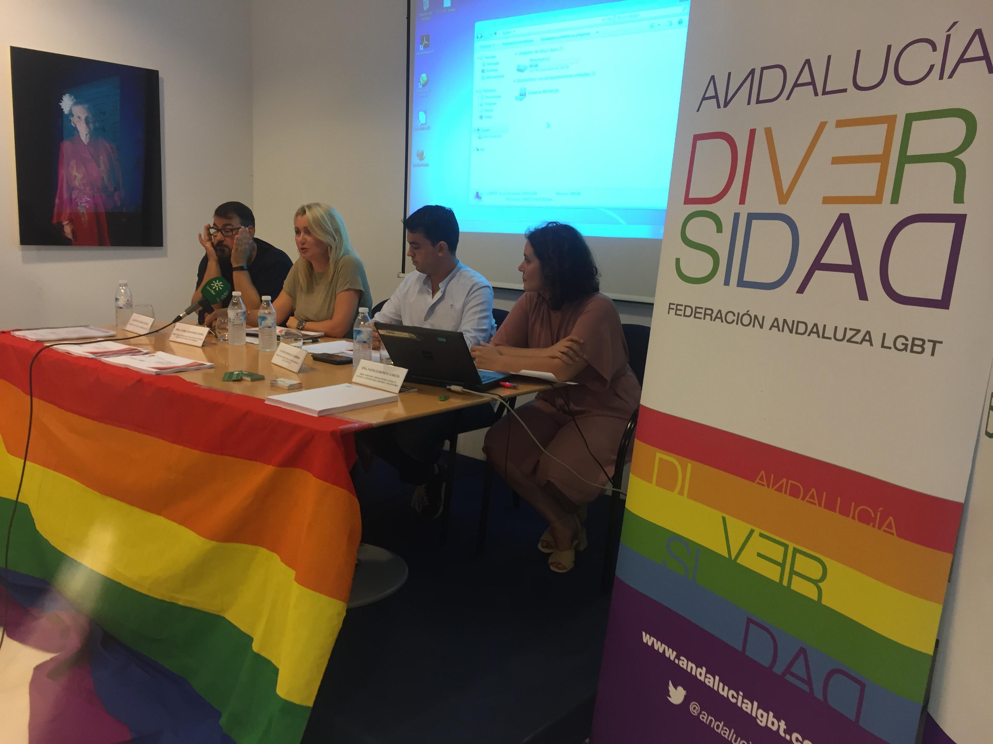 Informe Homofobia Andalucia