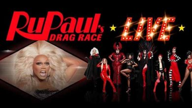 Photo of 'RuPaul's Drag Race Live!' podrá verse en Las Vegas