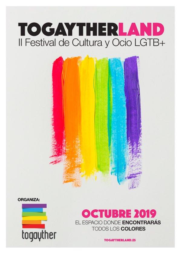 Togaytherland Festival de Cultura y Ocio LGTBI