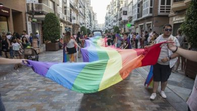 Murcia educación LGTB