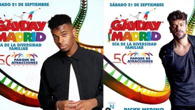 Photo of Ricky Merino y Famous, padrinos de la 4ª edición del GayDay Madrid