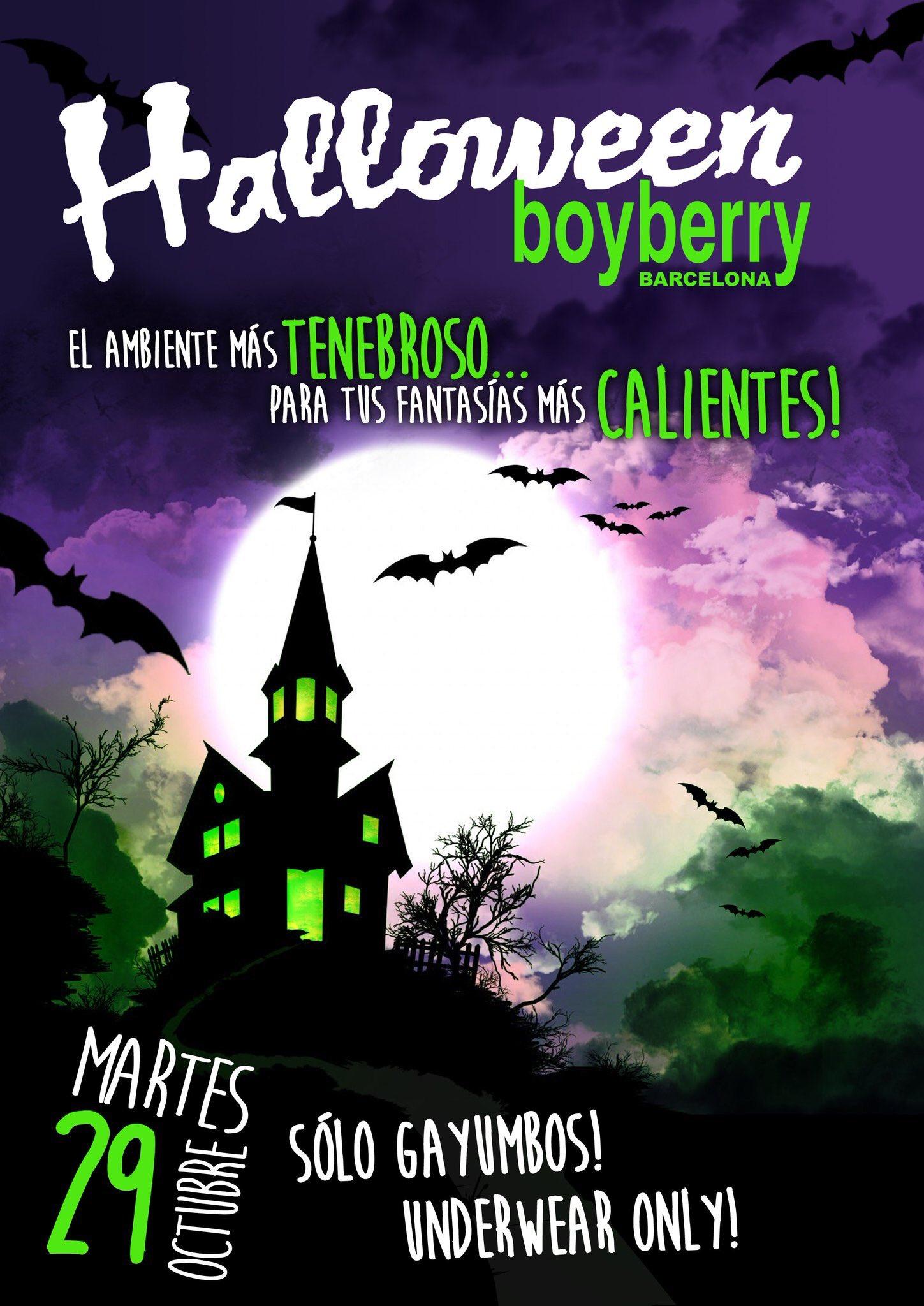 halloween fiestas lgtb