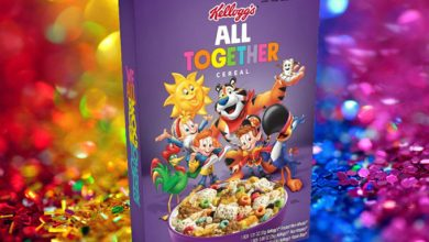 Photo of Kellogg's lanza unos cereales LGTB+ junto con la GLAAD