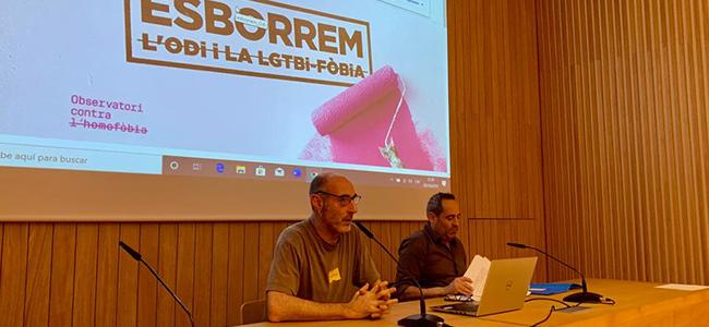 OCH LGTBI-fobia Cataluña