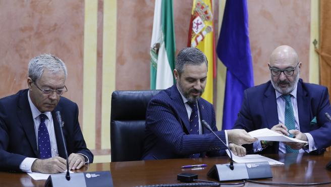 Vox impone a la Junta de Andalucía el pin parental para que los niños reciban charlas de diversidad