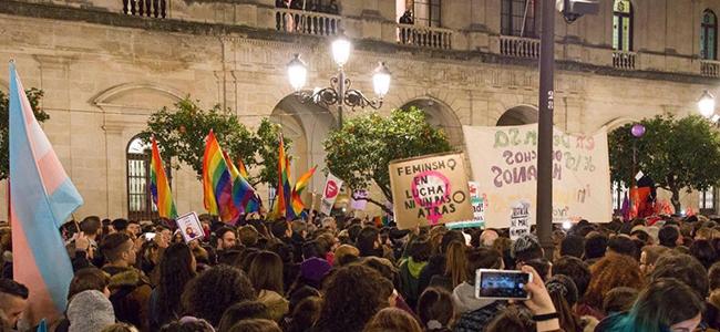 ayuntamiento de Sevilla asociaciones LGTBI