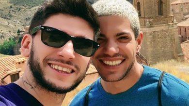 Photo of David Lafuente hace pública su homosexualidad declarándose a su pareja Junior Ferbelles