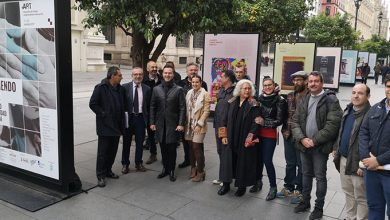 Photo of El Ayuntamiento de Sevilla y colectivos de lucha contra el VIH/sida organizan una exposición