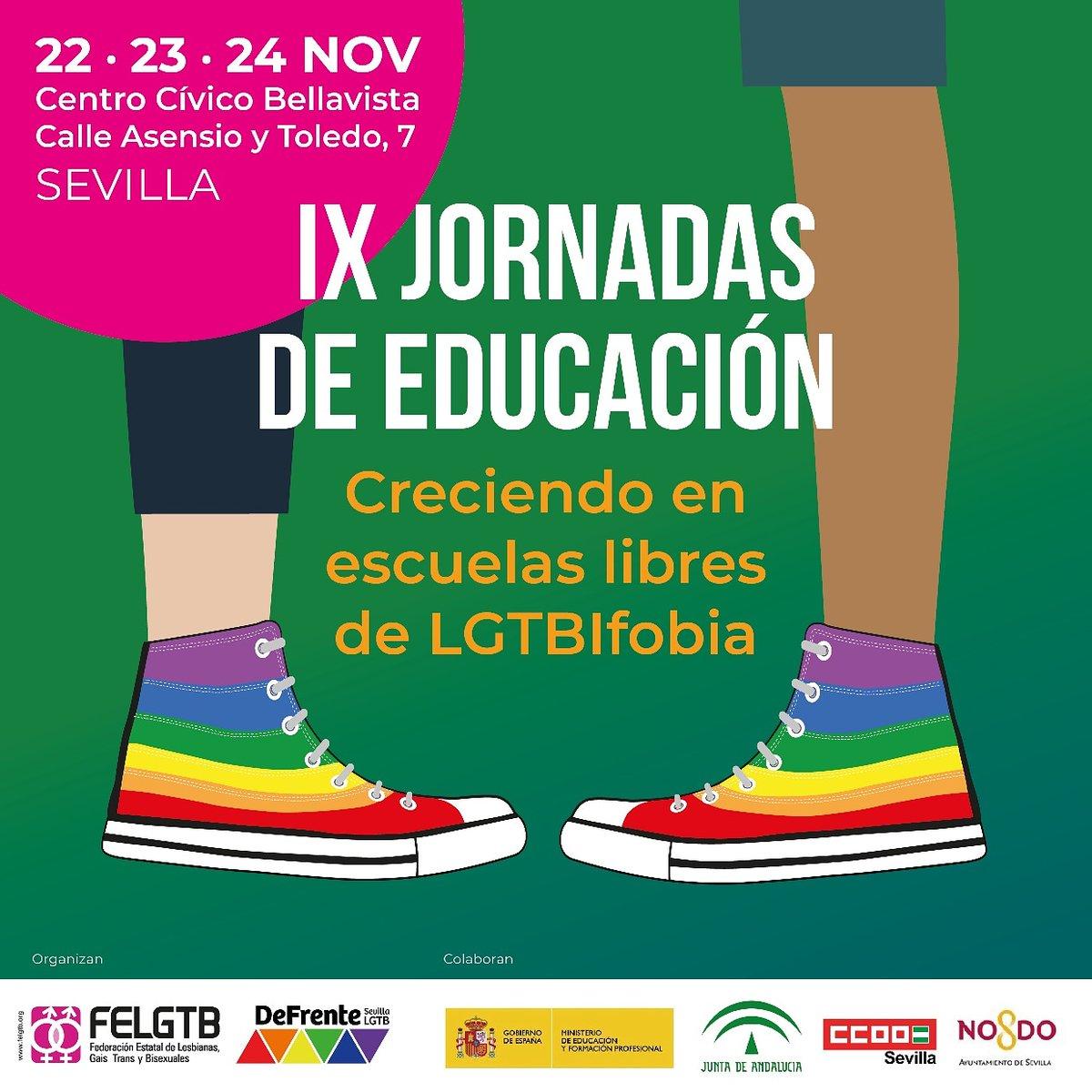 IX Jornadas de Educación defrente