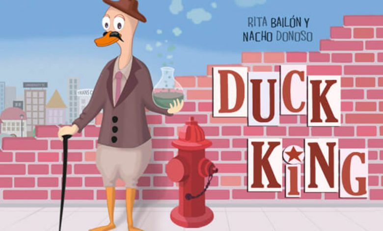 Duck King cuento LGTB