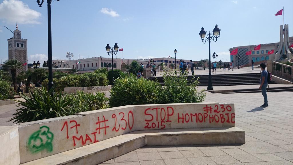 Despenalizar homosexualidad Túnez