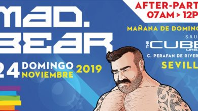 Photo of La Pre-Party del Mad Bear 2019 continúa en The Cube Urban