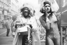 Marsha y Sylvia Stonewall