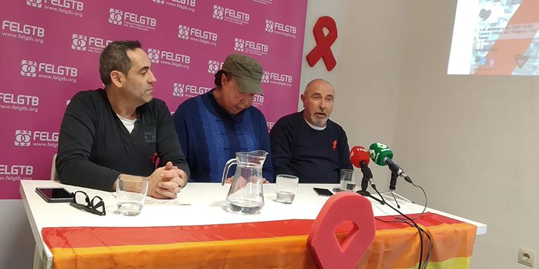personas mayores con VIH