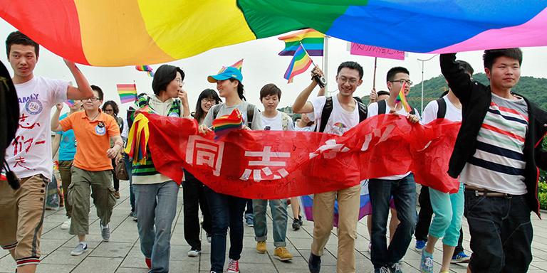 china matrimonio homosexual